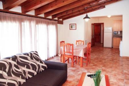 Apartamentos Rurales Ponsa d´Arfa