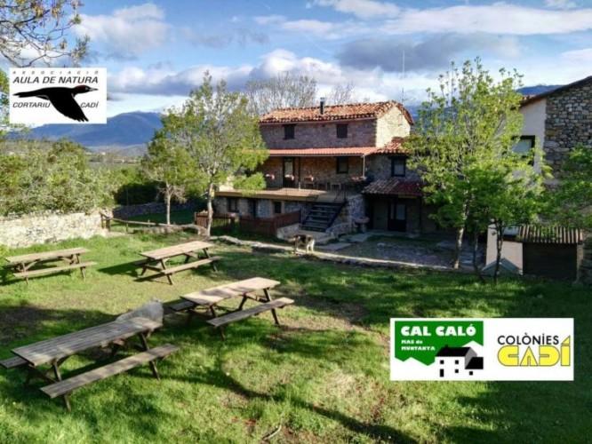 Cal Caló - Colònies Cadí