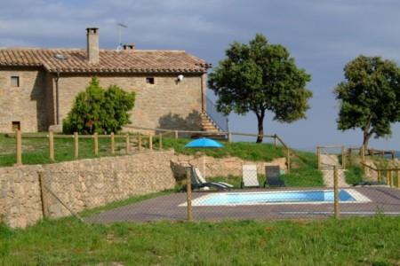 Casa rural Cal Benet